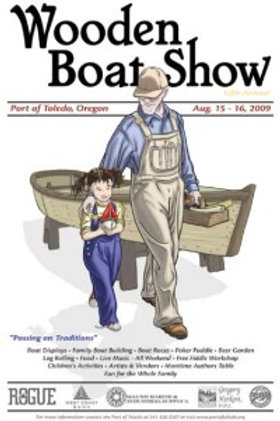 5th Annual Port of Toledo Wooden Boat Show