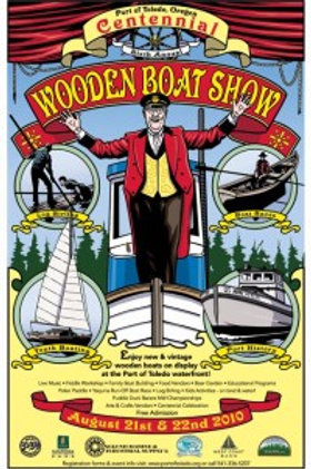 6th Annual Port of Toledo Wooden Boat Show
