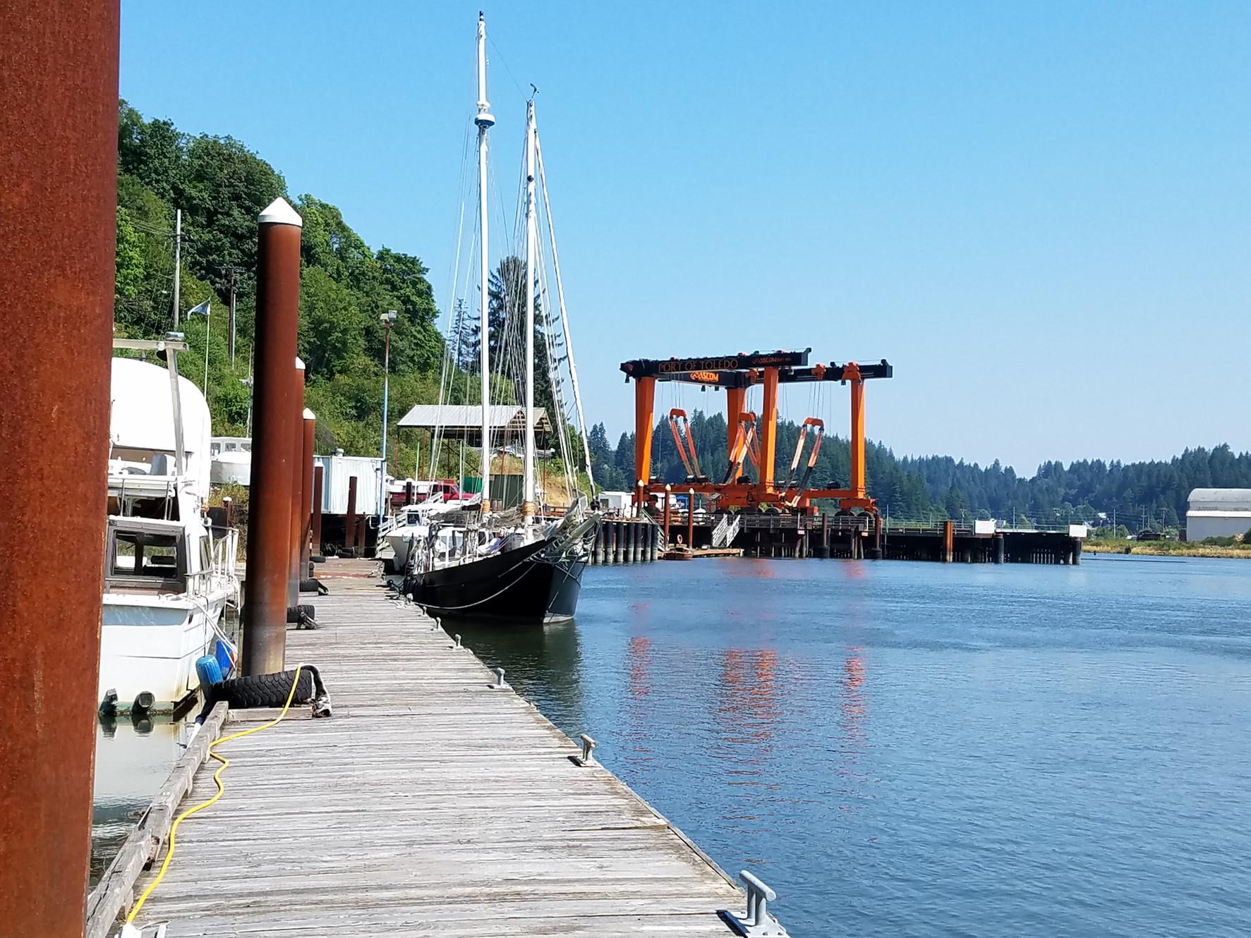 Employment Opportunities | Port of Toledo, Oregon
