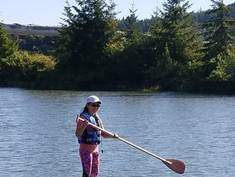 Build Your Own Paddle Board!