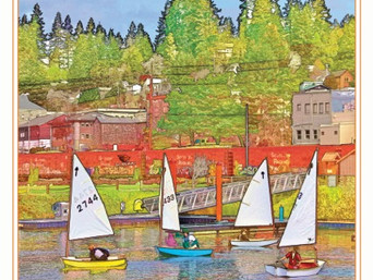 Wooden Boat Show, August 15 & 16