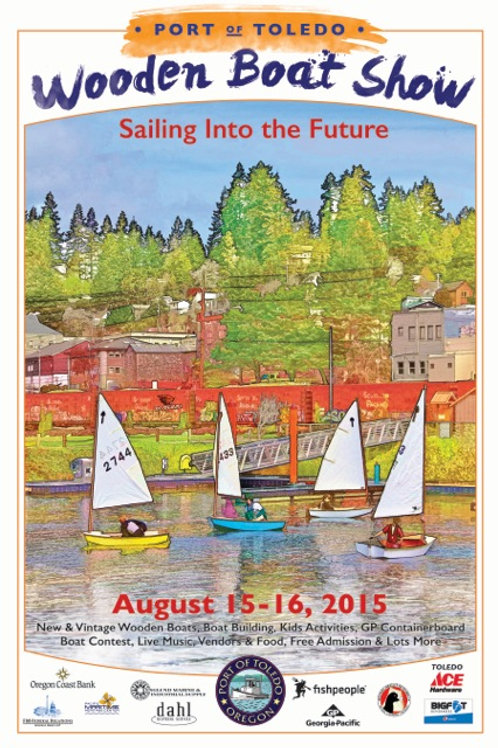 11st Annual Port of Toledo Wooden Boat Show