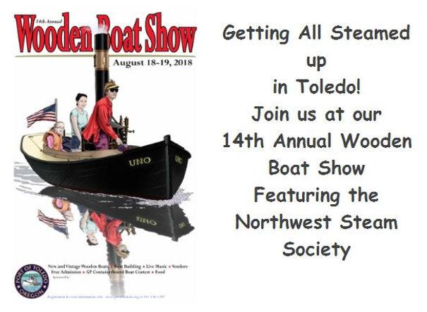 2018 Toledo Wooden Boat Show Exhibitor Vendor Registration Is Open