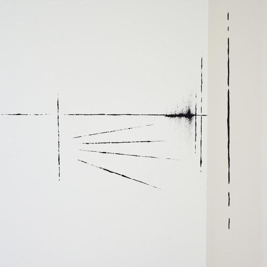 Wall drawing 12