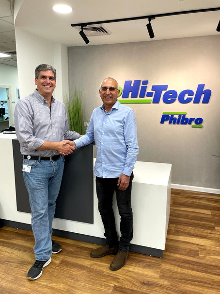 Phibro Announces the Closing of its Purchase of Target Point - Technologies