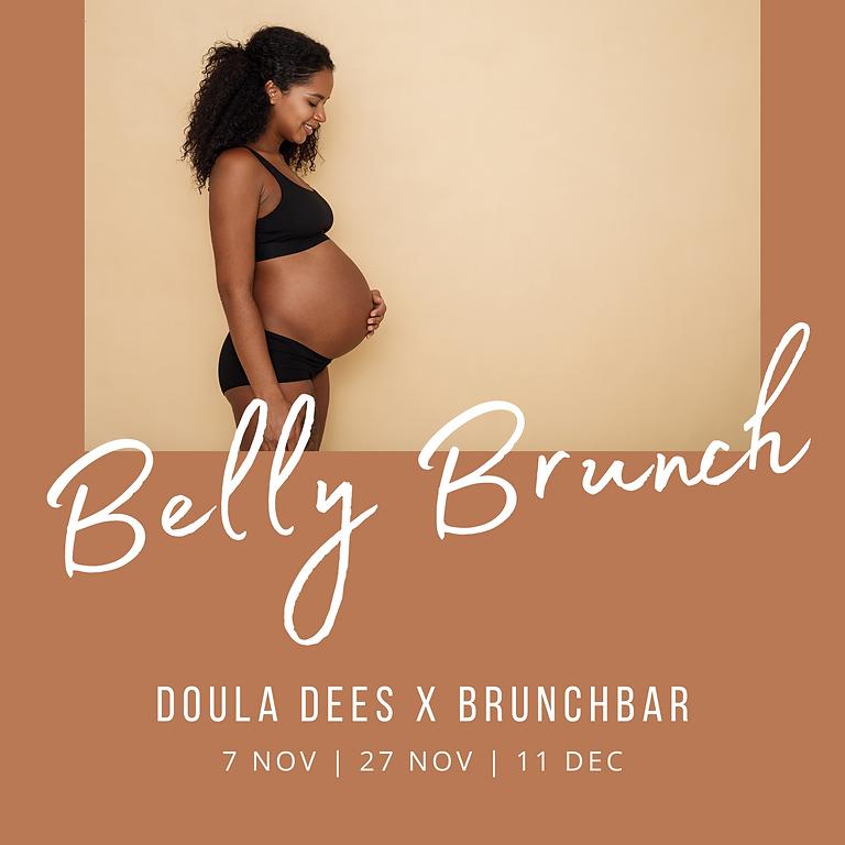 BELLY BRUNCH -  Doula Dees X Brunchbar | 7 nov