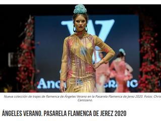 """Cordoba flamenca: """"Colección de moda flamenca basada en la auténtica raíz del traje de flamenca"""