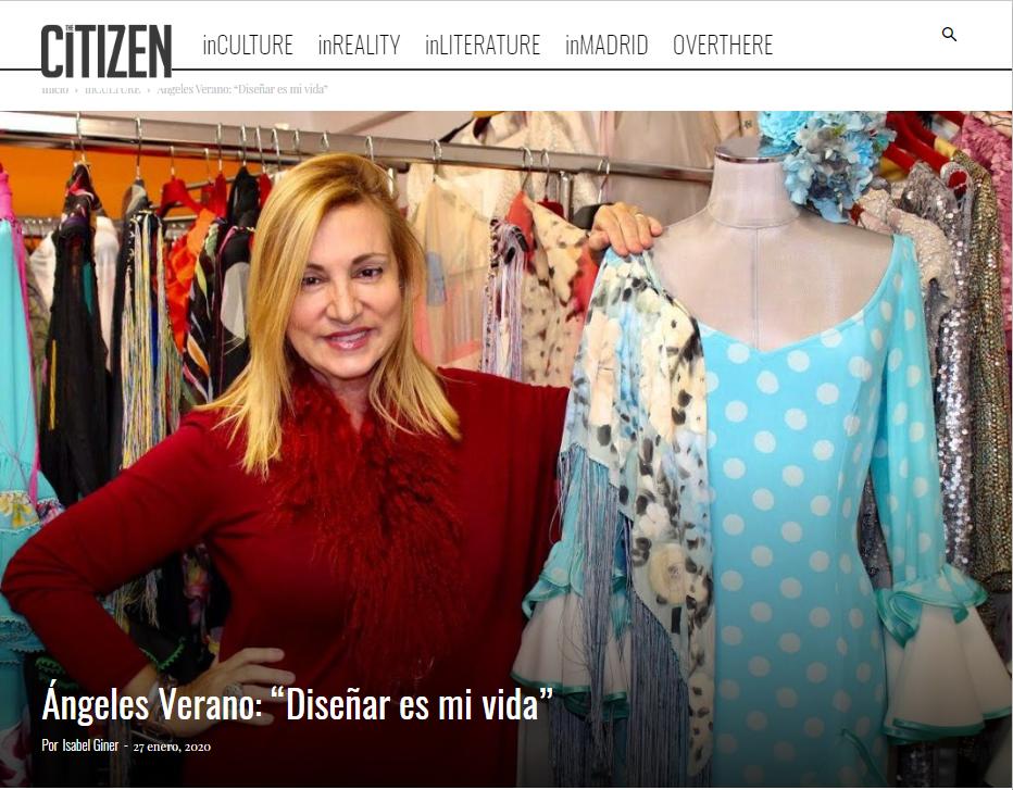 Entrevista Ángeles Verano