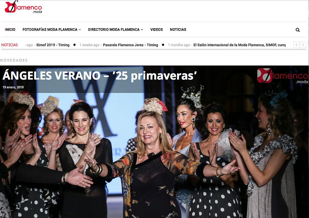 desfile, moda flamenca. we love flamenca, 25 primaveras