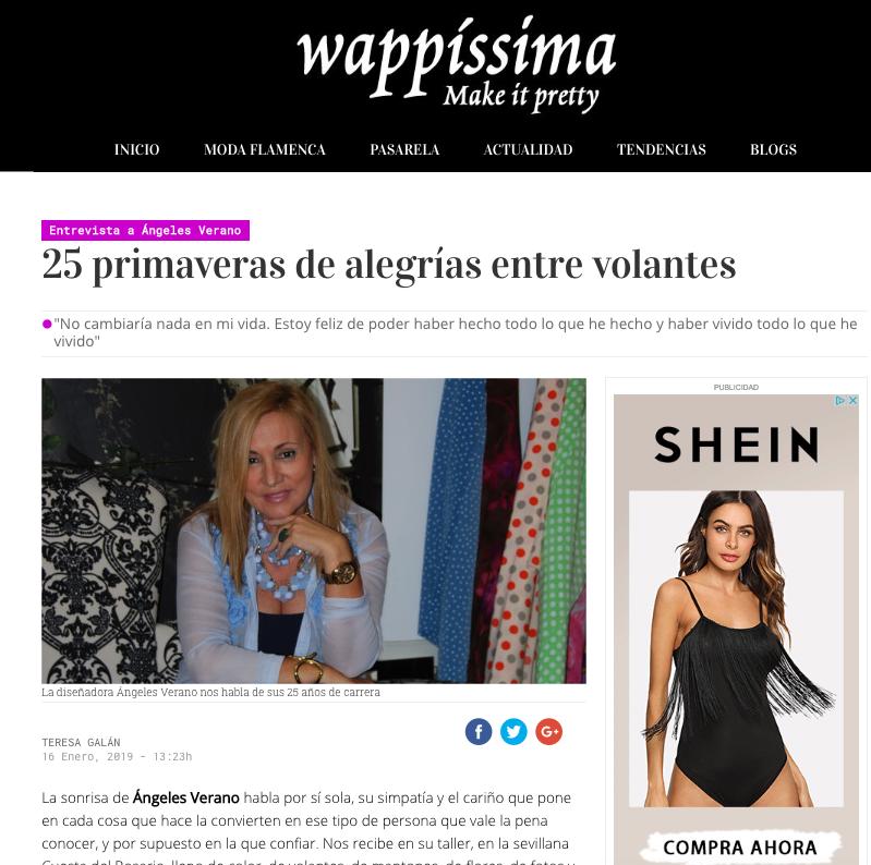 entrevista wappissima