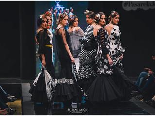 Las flamencas guapas y bien vestidas de Ángeles Verano