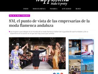 Punto de Vista de las Empresarias de la moda flamenca andaluza.