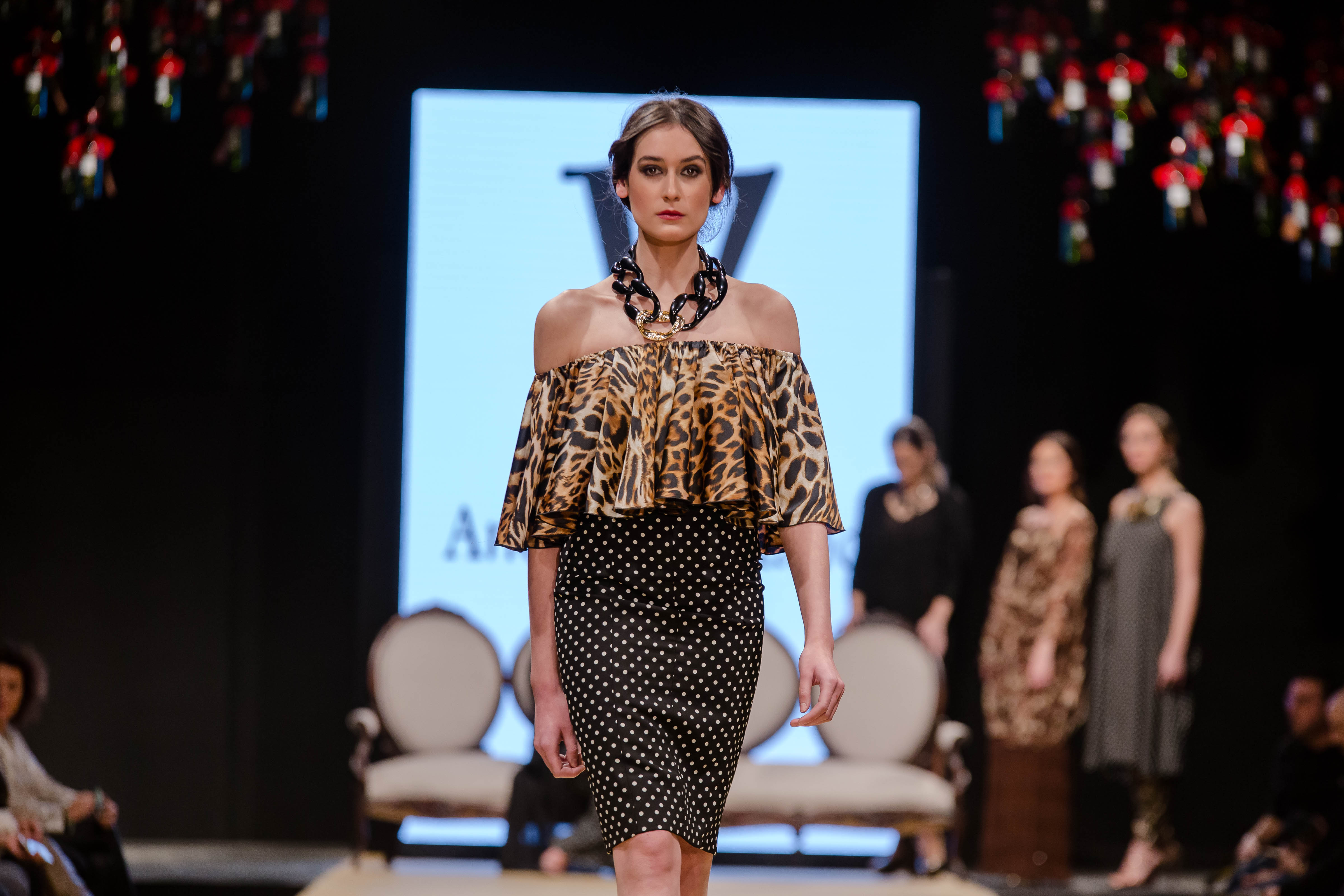 pasarelajerez18-top print animal