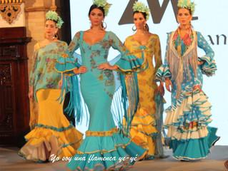 A mi manera visto por Yo soy una flamenca ye-yé.