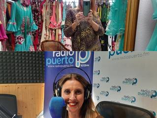 Entrevista en Radio Puerto