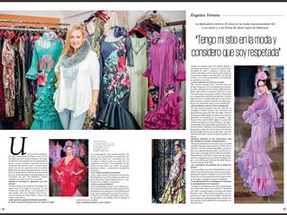 Entrevista Sevilla Magazine