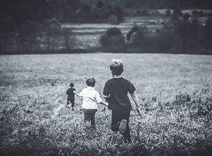 chłopcy przebiegu