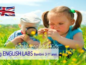 English LABs |  Marzo-Giugno 2019