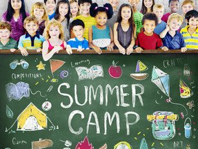 SUMMER CAMP  ad ALBINO