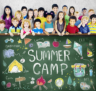 Summer Camp Adventure Exploration Enjoym