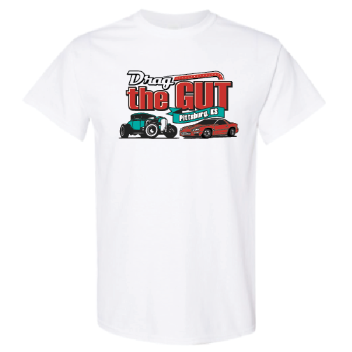 Drag the Gut Gildan T-shirt