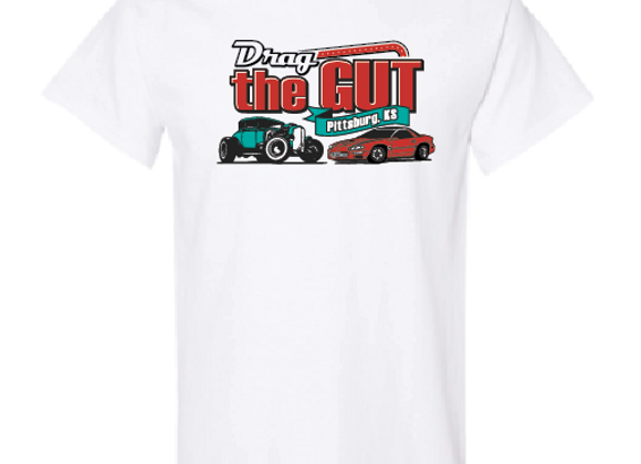 Drag the Gut Gildan T-shirt