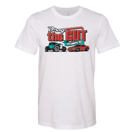 Drag the Gut Bella+Canvas T-shirt