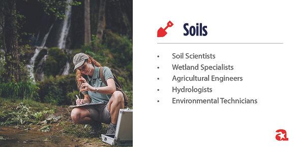 Soils Module Sign
