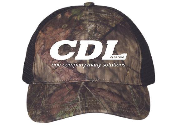 Camo CDL Hat