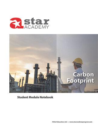 Carbon Footprint Binder Cover