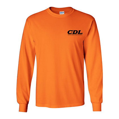 Long Sleeve Division Tee