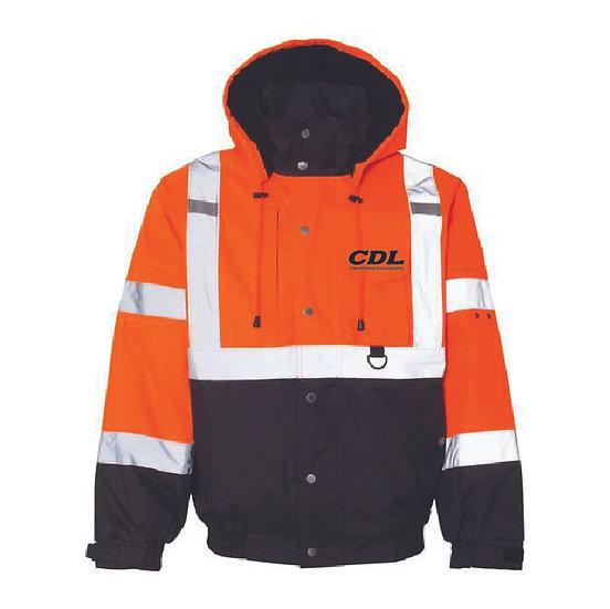 Hi-Viz Winter Jacket