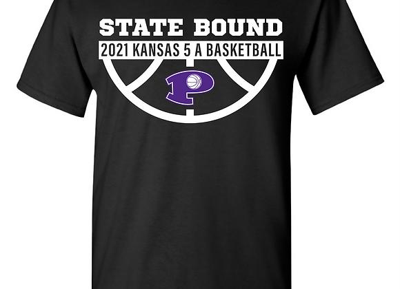 PHS State Basketball Half Design