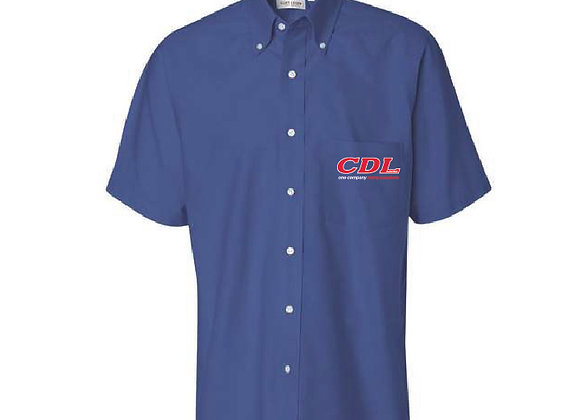 Van Heusen Short Sleeve Oxford Shirt