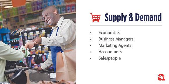Supply & Demand Module Signs