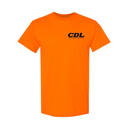 Short Sleeve Division Tee