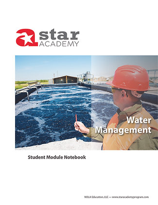 Water Management Binder Cover