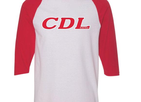 3/4 Sleeve CDL Tee