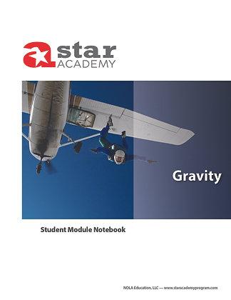 Gravity Binder Cover
