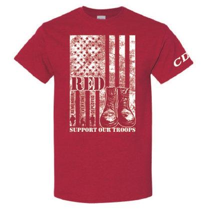 CDL RED Shirt