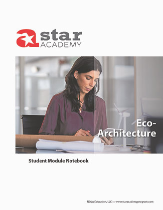 Eco-Architecture Binder Cover