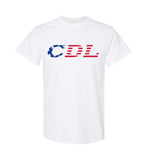 CDL Patriotic Tee