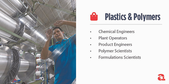Plastic & Polymers Module Sign
