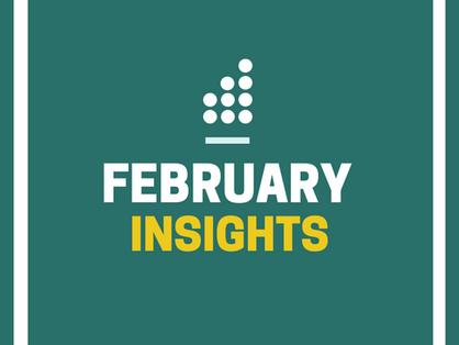 February Workforce Data Newsletter
