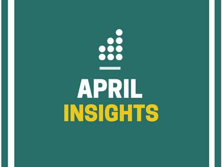 April Workforce Data Newsletter