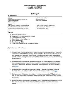 6-26-19 Industrial Advisory Board Notes.