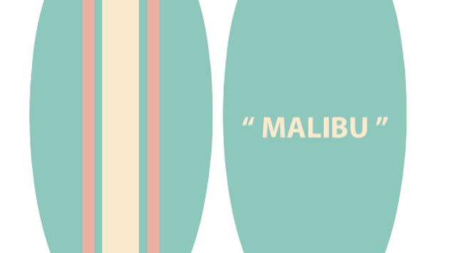 """CRAFTZY 平衡板 """"MALIBU"""""""