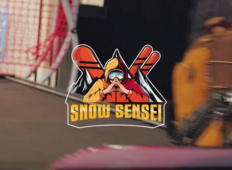 滑雪老司機- 文彥博/ Snow Sensei 的介紹文章上線囉!