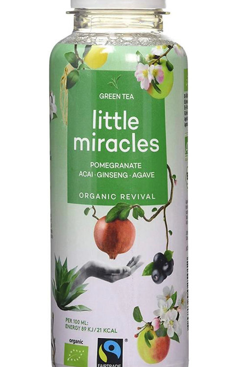 Little Miracles Organic Revival Green Tea (330ml)