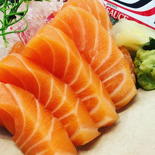 Salmon Sashimi (5 pcs)